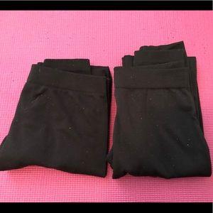 3 FOR $15/ Fleece leggings